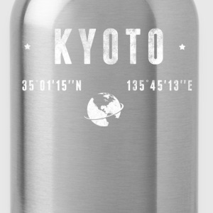 Kyoto T-Shirts - Water Bottle