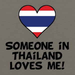 Someone In Thailand Loves Me - Men's Premium Tank
