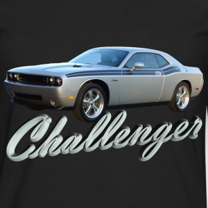 Challenger - Men's Premium Long Sleeve T-Shirt
