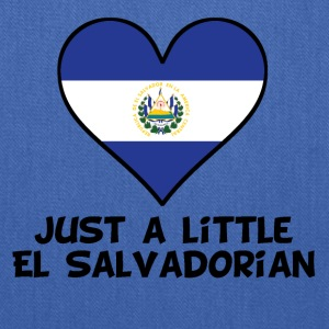 Just A Little El Salvadorian - Tote Bag