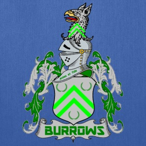 BURROWS OF ENGLAND CREST T-Shirts - Tote Bag