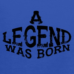 a legend was born - Women's Flowy Tank Top by Bella