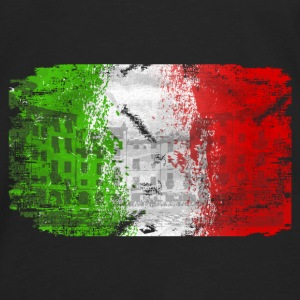 Italy Flag Hoodies - Men's Premium Long Sleeve T-Shirt