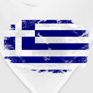 Greece Flag T-Shirts - Bandana
