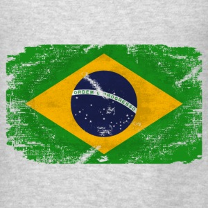 Brazil Flag Hoodies - Men's T-Shirt