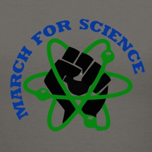 March for Science - Women's V-Neck T-Shirt