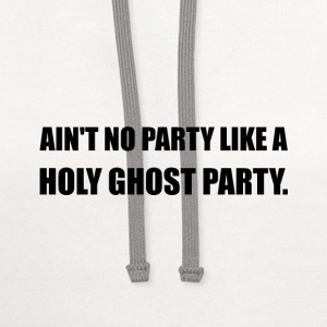 Holy Ghost Party - Contrast Hoodie