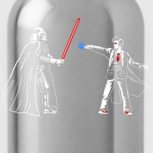 Sith Lord vs. Time Lord - Water Bottle