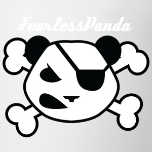 Fearless Panda - Coffee/Tea Mug