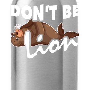 Sea Lion Tee Shirt - Water Bottle