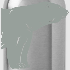 Polar Bear T-Shirts - Water Bottle
