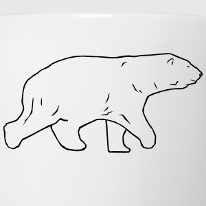 Polar Bear T-Shirts - Coffee/Tea Mug