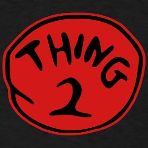 Thing 2 Sportswear - Men's T-Shirt