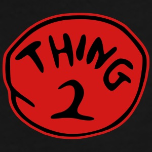 Thing 2 Mugs & Drinkware - Men's Premium T-Shirt