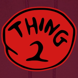 Thing 2 Long Sleeve Shirts - Men's Hoodie
