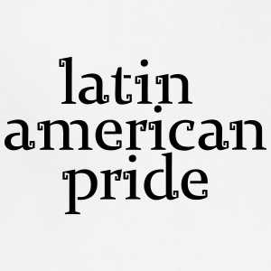 latin american pride - Adjustable Apron