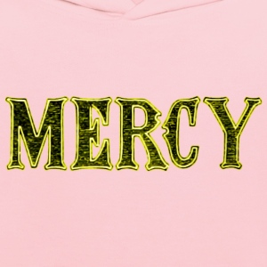 Noble characteristic typography mercy - Kids' Hoodie