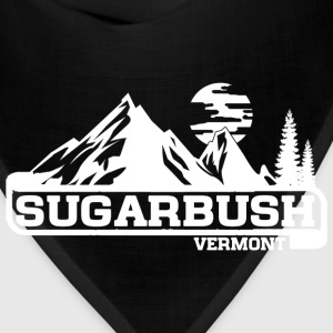 Sugarbush Vermont T-Shirts - Bandana