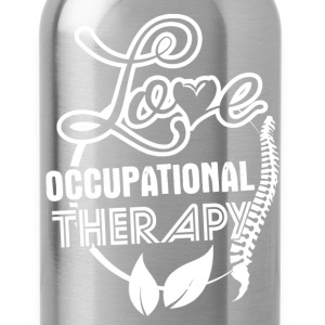 Love Occupational Therapy Shirt - Water Bottle