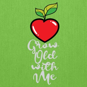 Grow Old with Me - Tote Bag