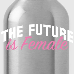 The Future Is Female - Water Bottle