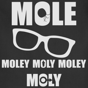 MOLE MOLEY MOLY MOLEY T-Shirts - Adjustable Apron