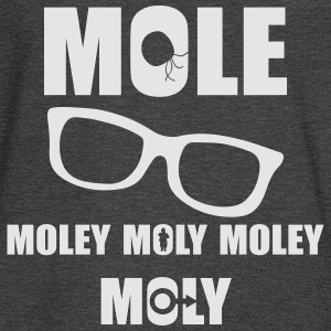 MOLE MOLEY MOLY MOLEY T-Shirts - Men's Long Sleeve T-Shirt