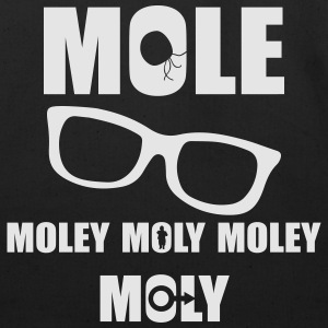 MOLE MOLEY MOLY MOLEY T-Shirts - Eco-Friendly Cotton Tote