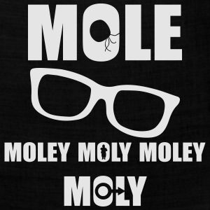 MOLE MOLEY MOLY MOLEY T-Shirts - Bandana