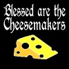 Blessed Are The Cheesemakers T-Shirts - Men's Premium T-Shirt