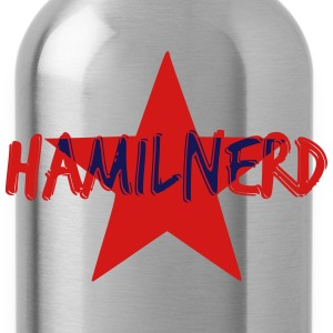 HAMILNERD STAR Long Sleeve Shirts - Water Bottle