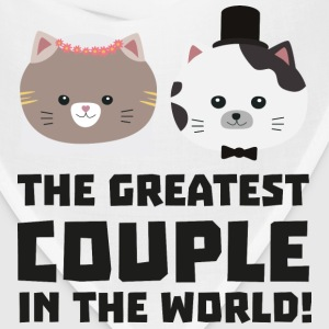 Greatest Cat Couple in the world Ud2n1 Phone & Tablet Cases - Bandana