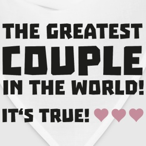 Greatest Couple in the world  U5rz0 Phone & Tablet Cases - Bandana