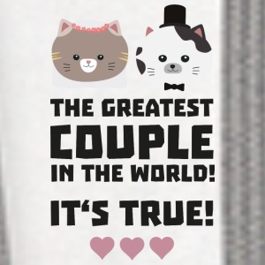 Greatest Couple in the World Its true U3j3h Phone & Tablet Cases - Contrast Hoodie