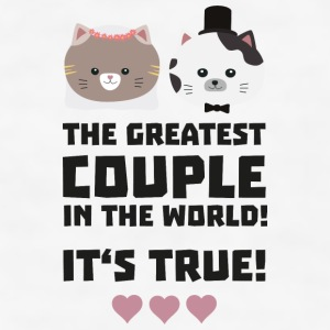 Greatest Couple in the World Its true U3j3h Phone & Tablet Cases - Men's T-Shirt