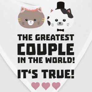 Greatest Couple in the World Its true U3j3h Phone & Tablet Cases - Bandana