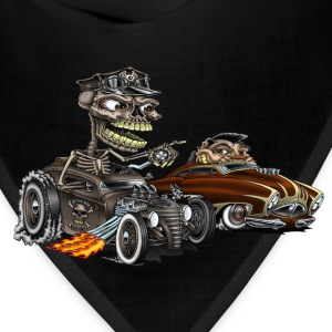 Monster Drags Car-Toon - Bandana