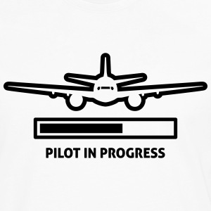 pilot T-Shirts - Men's Premium Long Sleeve T-Shirt