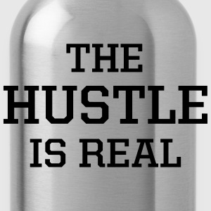 The Hustle Is Real Beanie - Water Bottle