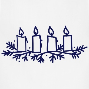 Advent Candles - Adjustable Apron
