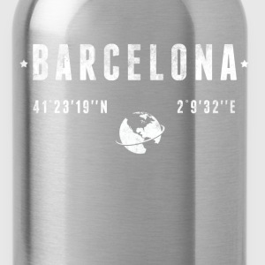 Barcelona T-Shirts - Water Bottle