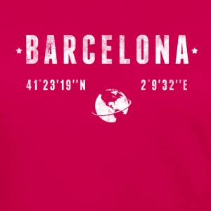 Barcelona T-Shirts - Women's Premium Long Sleeve T-Shirt