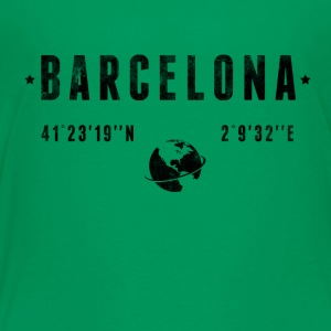 Barcelona Kids' Shirts - Toddler Premium T-Shirt