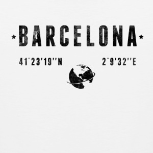Barcelona T-Shirts - Men's Premium Tank