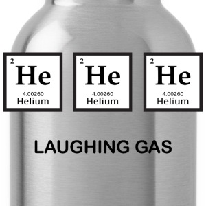 Laughing gas - Water Bottle