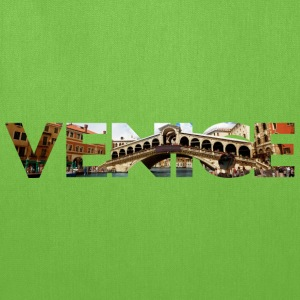 Venice Rialto canal typo T-Shirts - Tote Bag