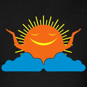 SUN_MEDITATION Sportswear - Men's T-Shirt