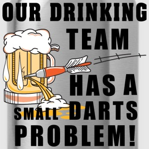 Drinking Team Has Darts Problem - Water Bottle
