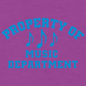Property of Music Department - Women's Premium T-Shirt