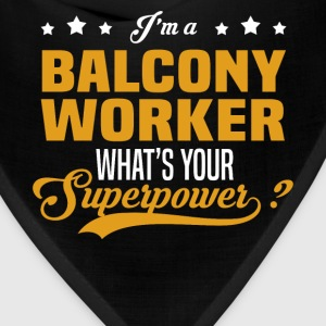 Balcony Worker - Bandana